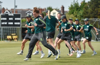 The Spanish base propelling Irish women's cricket onto world stage