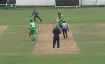 Interview: Ireland Wolves' captain Harry Tector reacts to series win, looks ahead to 50-over series