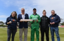 Cricket Ireland and The Hope Foundation pad up for a solid partnership