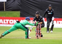 Ireland well beaten by New Zealand