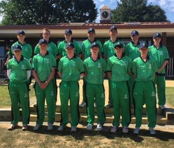 Under-15s Boys winter training squad announced