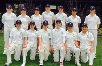 Tucker and Little Star as Ireland U15 Girls Beat Shropshire