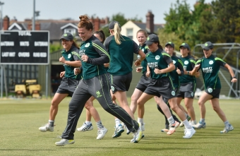Cricket Ireland announces training squad for the Women's World T20 tournament
