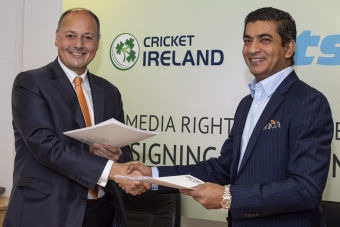 Cricket Ireland signs first multi-year media rights deal