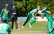Ireland Wolves squad for Gloucestershire match announced