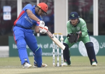 Ireland's bowlers hit back before rain ruins second ODI v Afghanistan