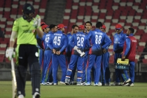 Records tumble as Afghanistan clinch T20 series over Ireland
