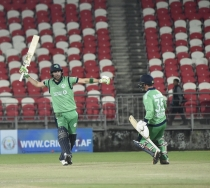 Brilliant Balbirnie batters Afghans as Ireland draws level in series