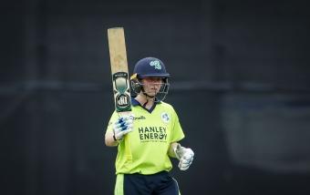 Laura Delany membawa Ireland ke kemenangan dalam T20I pertama menentang Belanda