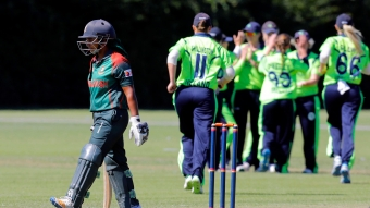 Bangladesh Women defeat Ireland in Qualifier final but both sides progress to World T20 Tournament
