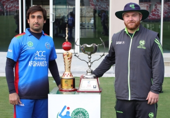 All you need to know: Ireland v Afghanistan - T20 International Series