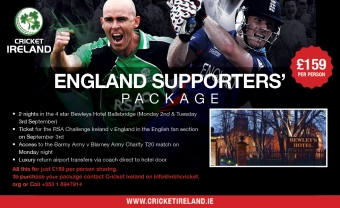 England Supporters Offer