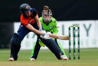 Belanda menuntut kemenangan dalam kemenangan terakhir T20I;  Ireland menuntut kemenangan seri keseluruhan