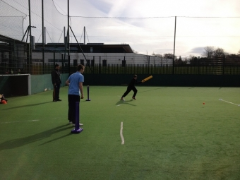 Cricket features at SDCC European 'Week Against Racism' Primary School Sports Blitz