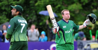 Ireland confirm Pakistan international series