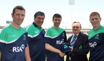 Murtagh helps Ireland to six wickets win