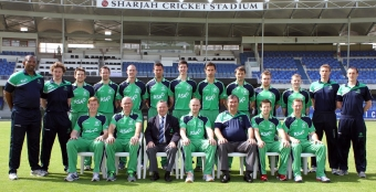 Ireland unchanged for crucial World Cup Qualifiers