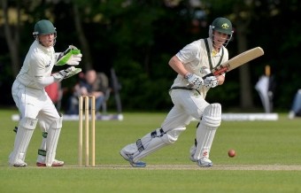 Stirling and Maddinson score centuries on dramatic third day