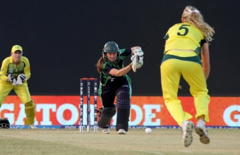 Isobel Joyce Discusses Irish Cricket Ahead of a Full Series Against South Africa