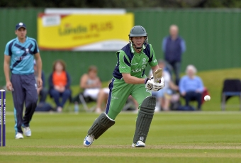 Young and O'Brien star as Ireland beat Scotland by 7 wickets