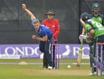 Ireland to play England in historic ODI series