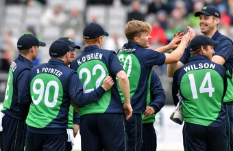 Boost for Ireland ahead of Pakistan series