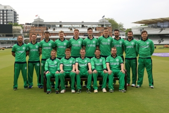 Ireland Announce India T20Is for June 2018