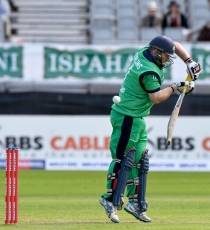 Stirling Powers Ireland to Series Win Over Afghanistan