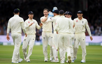 Day Three: Ruthless England ends Ireland's hopes of first Test victory