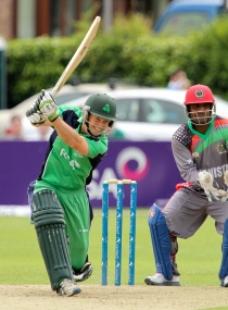 Ireland score 59 run win over Afghanistan