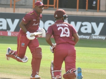 Ireland outplayed by powerful West Indies side in third ODI