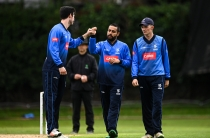 Leinster Lightning overpowers Munster Reds in rain-affected match in Cork