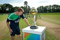 #CWCTrophyTour Continues Ireland leg