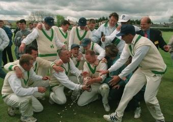 Vale Mike Hendrick    Cricket Ireland