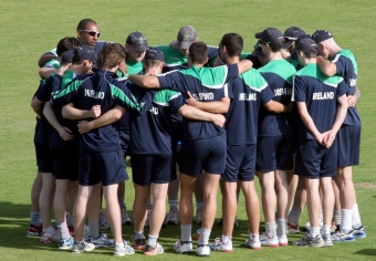 Back the Boys in Green for Australia 2015