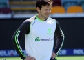 Ed Joyce all smiles at training ©Cricket Ireland/Barry Chambers