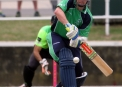 William Porterfield scored 74 ©Barry Chambers/Cricket Ireland