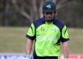 Ed Joyce departs ©Cricket Ireland/Barry Chambers