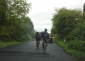 Through the winding roads of rural Ireland
