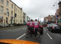 Entering Dublin on Day 2 - Wednesday