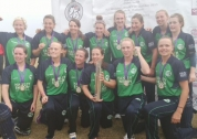 Ireland then went on to beat Bangladesh in a final ball thriller to win the tournament outright.