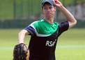 RSA Men's International Player of the Year Nominee - George Dockrell © Barry Chambers/Cricket Ireland