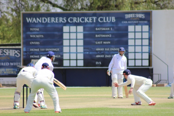 The game in Windhoek saw Ireland win by an innings for the second game in a row.