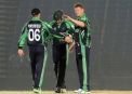 Wicket for Kevin O'Brien © Barry Chambers