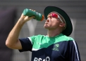 Liquid refreshment for Trent Johnston © Barry Chambers
