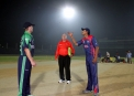 Ireland won the toss and chose to field © Barry Chambers