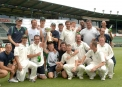 Inter Continental Cup winners 2007-08 © Barry Chambers