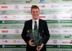 2014 Senior International Player of the Year Award to Kevin O'Brien ©INPHO/Ryan Byrne