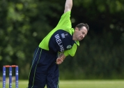 The qualifiers were the last action for Alex Cusack in an Ireland shirt as he retired from international cricket.