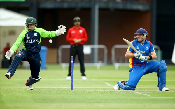 The ICC World T20 Qualifiers were held in Ireland during July, with Gary Wilson showing some interesting techniques off.